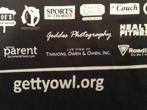 Image of Getty Owl sign with Law Offices of Timmons, Owen, Jansen & Tichy Inc.